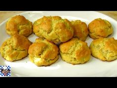 Homemade Buttery Biscuits (Low Carb Recipe)