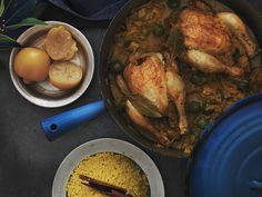 Una tajine marocchina è l'ideale per scivolare nel week end con un piatto unico: è facile da preparare e molto bella da vedere. Aggiungi le verdure che più ti piacciono e avrai una soluzione pratica per una cena in famiglia.