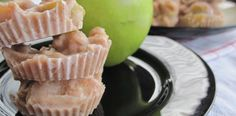 21 DSD green apple and coconut treats