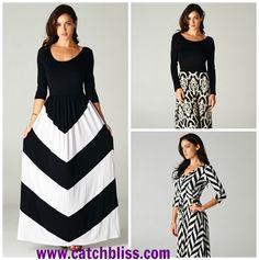 www.catchbliss.com  #blackandwhite #Fashin #Style #StyleGuide