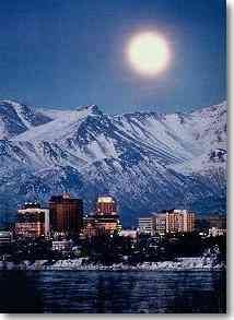 Spent two years here, it's so quiet and beautiful Anchorage Alaska