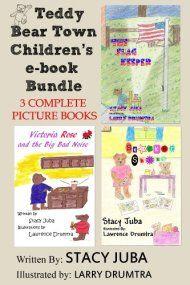 Teddy Bear Town Children's Bundle by Stacy Juba ebook deal