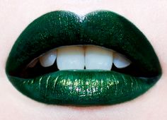 Lime Crime Lipstick  Serpentina  $15.99