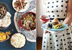 Lara Ferroni's food photography will make you gasp.