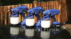 TrueCoat Handheld Airless Sprayers