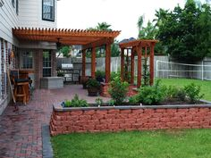 We have 20 years of experience designing and building Pergolas. We know the best materials, countless designs, and have the experience to build them fast and perfect. View our Pergola photo gallery. Vegetables Garden, Fruits And Vegetables, Photo Galleries, Outdoor Structures, Building, House, Ideas, Design, Verandas