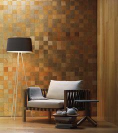 studio art leather wall tiles
