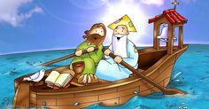 É normal nós questionar-mo-nos sobre tão grande mistério que é o da Santíssima Trindade. São muitas as questões que nos surgem e nas q...