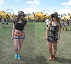 #Coachella Weekend 1, Day 1 outfits #festival #fashion #coachella2014 #fromva2ca #ootd Details at --> www.fromva2ca.com