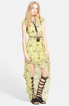 Free People Cherry Blossom Maxi Dress available at #Nordstrom