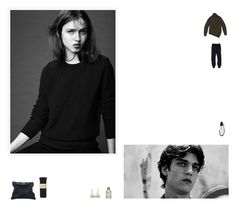 """""""D E M A I N"""" by newageconstellation ❤ liked on Polyvore featuring Balenciaga, Haider Ackermann, Le Labo, Jimmy Choo and A.P.C."""