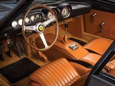1963 Ferrari 250 GT/L Berlinetta 'Lusso' by Scaglietti | Monterey 2015 | RM Sotheby's