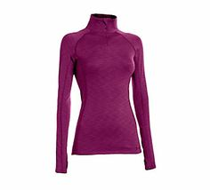 Women's Under Armour ColdGear Cozy ¼ Zip Shirt | Scheels