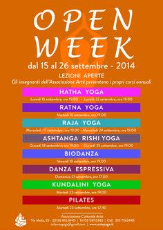 Artè Yoga - Centro Yoga Milano