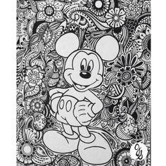 Mickey And Minnie Design