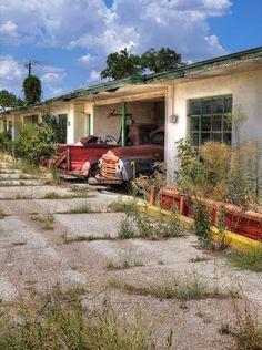 Abandoned Motel Wichita Falls, TX