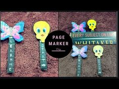 Hi, Everyone book marker is used to keep reader's to return to it with ease. So I made a marker with the help of card board. You can watch my previous video. Book Markers, Page Marker, Make A Lamp, Why Book, Wall Hanging Crafts, Bamboo Tree, The Help, Projects To Try, Make It Yourself