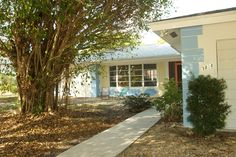 This quiet and peaceful home is across the street from the beach!  http://www.mysanibelrealestate.com