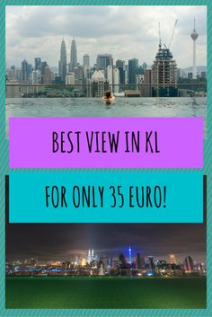 The Retreat KL - a wonderful Airbnb in Kuala Lumpur with the best view of Petronas Towers for only 35 euro per night!