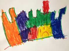 A drawing made by Jeremiah, 5 years old • Art My Kid Made #kidart