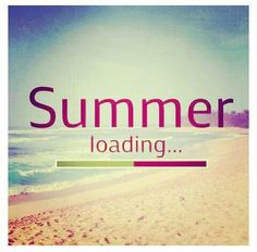 Summer I'm waiting for you