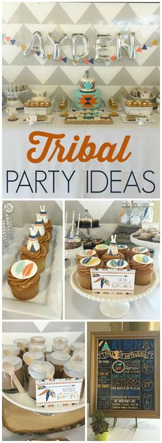 What an amazing tribal pow-wow birthday party! See more party ideas at CatchMyParty.com!