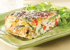 Tired of the same old breakfast? Set aside the pastries and oatmeal and start your day off right with a healthy, veggie-packed frittata from AllWhites! AllWhites Asparagus, Red Pepper and Potato Frittata Egg Recipes, Brunch Recipes, Great Recipes, Breakfast Recipes, Cooking Recipes, Favorite Recipes, Healthy Recipes, Breakfast Ideas, Skinny Recipes