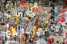 Berlin Graffiti Wall of Fame facebook mural twitter time new artist work years share search kreuzberg blu best kreuzberg