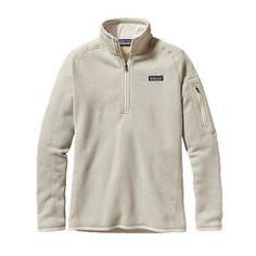 W's Better Sweater® 1/4-Zip (25617), Patagonia