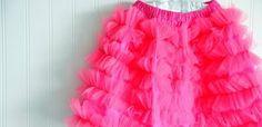 Tulle Skirt Tute
