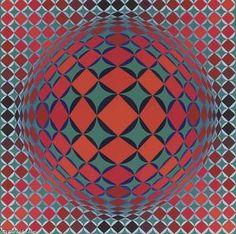 Kezdi-All - (Victor Vasarely)
