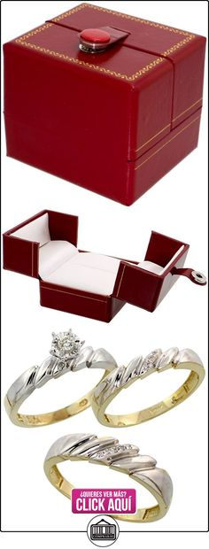 Revoni - Alianza de oro amarillo  ✿ Joyas para hombres especiales - lujo ✿ ▬► Ver oferta: http://comprar.io/goto/B003R1HFAC
