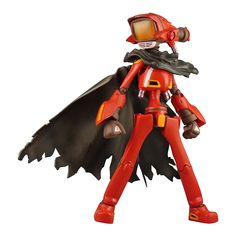 Rio:bone FLCL Action Figure - Canti Red