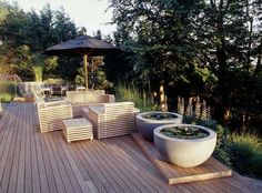 Anthony Paul is internationally renowned for his innovative and contemporary garden and landscape designs. Green Landscape, Landscape Design, Garden Design, Outside Living, Outdoor Living, Outdoor Decor, Garden Inspiration, Garden Ideas, Water Garden
