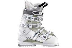 In addition to ski, Loon Mountain Sports also carries Salomon skis.