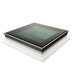 ECO+ glass rooflights stylish, high performing flat roof windows that cost a fraction of the cost of other skylights.