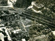 HISTÓRIA LICENCIATURA: Fotos Raras da Alemanha Destruída durante a Segunda Guerra Mundial