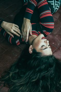 Beautiful Portrait Photography by Aya Cabauatan #inspiration #photography