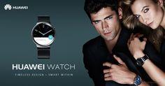 nice Huawei Watch esta disponible para pre-orden en Europa por € 399