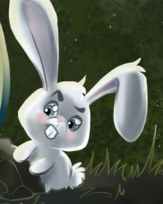 #wip #bunny & #dwarf... still working on it! #fantasy #fairy #fairytale #children #childrenbooks #illustration #illustrator #art #womenartists #sfr_art #sfrpin #sfrfb