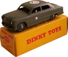 Dinky Toys...Army Staff Car