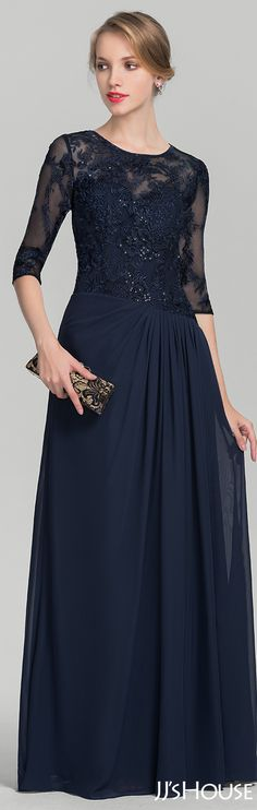 Such a classic and timeless design of mother dress! #JJsHouse #Mother