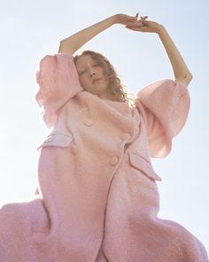 bienenkiste: Lorna Foran by Janneke Van Der Hagen Studio Shoot, Pink Fashion, Pastel Pink, Clothing Items, Pretty In Pink, Style Icons, Editorial Fashion, Fashion Photography, Dress Up