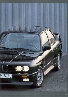 "process-vision: "" 1986 BMW M3 """