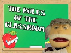 The Rules of the Classroom Song