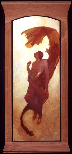 Kirk Richards is a fine arts painter particularly known for his religious paintings. Spiritual Paintings, Religious Paintings, Religious Art, Catholic Lent, Greatest Mysteries, Epic Art, Mythological Creatures, Sacred Art, Illustration Art