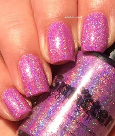 Smitten Polish (Dreamland Lacquer) - One Heart (HHC) - Holiday 2015