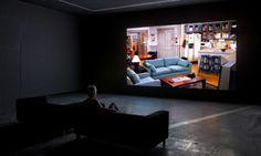 Daniel McKewen's Zarathustra's Cave, Australian Centre for Contemporary Art.