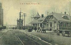 C & O Depot, Newport, Kentucky