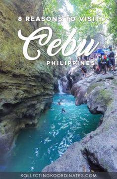 Kollecting Koordinates - Things to do in Cebu - 8 Reasons to Visit Cebu